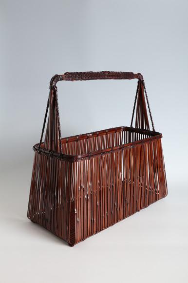 Галерея Erik Thomsen, корзины из бамбука