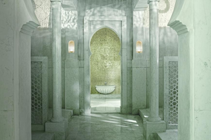 Марокканский хаммам в спа-центре