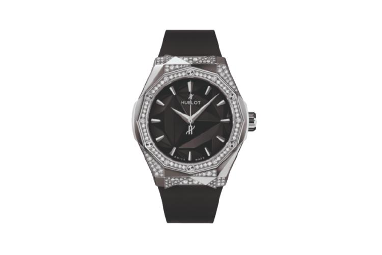 Часы Classic Fusion Orlinski Titanium Alternative Pavé, Hublot, 1 541 600 руб. (ЦУМ)