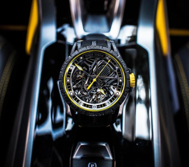 Aventador S Yellow – 12 100 000 руб