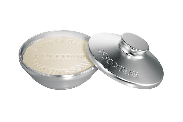 Чаша и мыло для бритья, L'Occitane