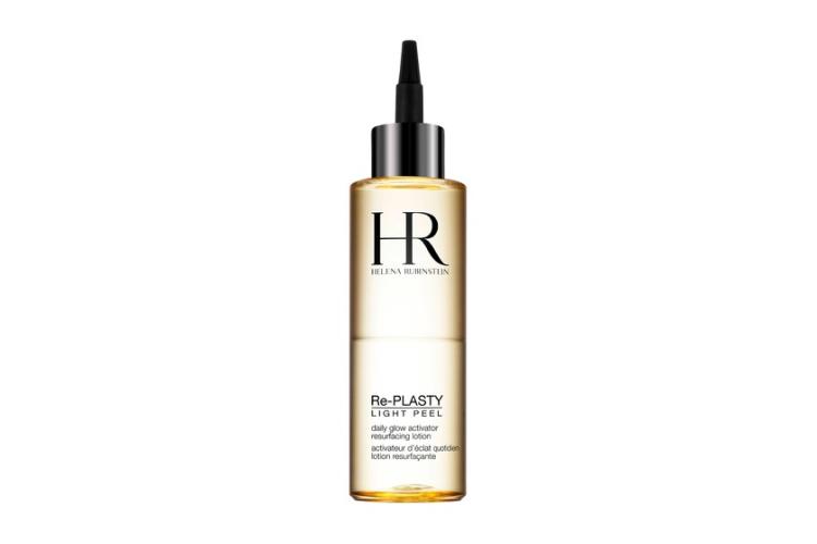 Лосьон-пилинг для лица и шеи Re-Plasty Light Peel, Helena Rubinstein помимо кислот содержит смягчающие и успокаивающие масла