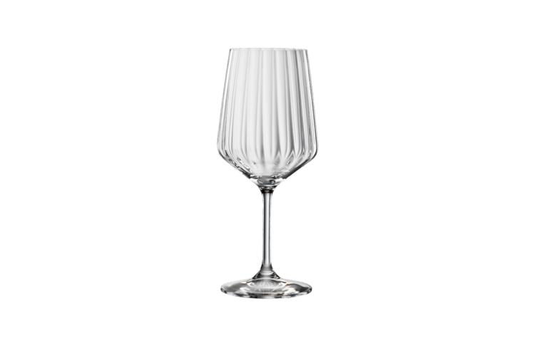 Набор из четырех бокалов Spiegelau Lifestyle для красного вина, 2980 руб. (Simplewine)