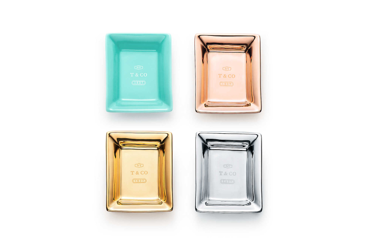 Тарелочки для мелочей Tiffany & Co., 25 900 руб. (Tiffany & Co.)