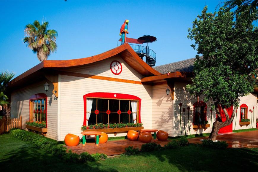 Детский клубв отеле Limak Arcadia Sport Resort Hotel (Limak Arcadia)