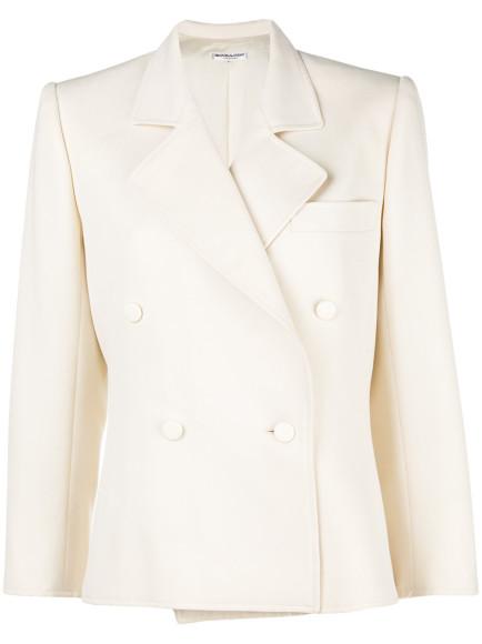 Жакет Yves Saint Laurent Vintage (farfetch.com) — 23480 руб.