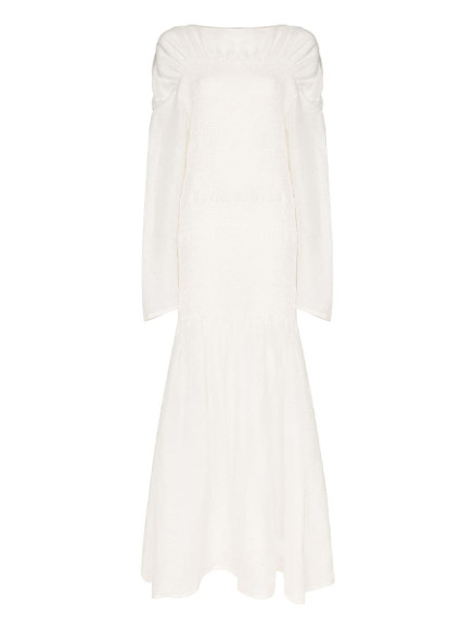 Платье Toteme, 55 911 руб. (farfetch.com)