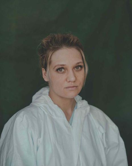 Юлия Коротких, медсестра, ГКБ №52, май 2020