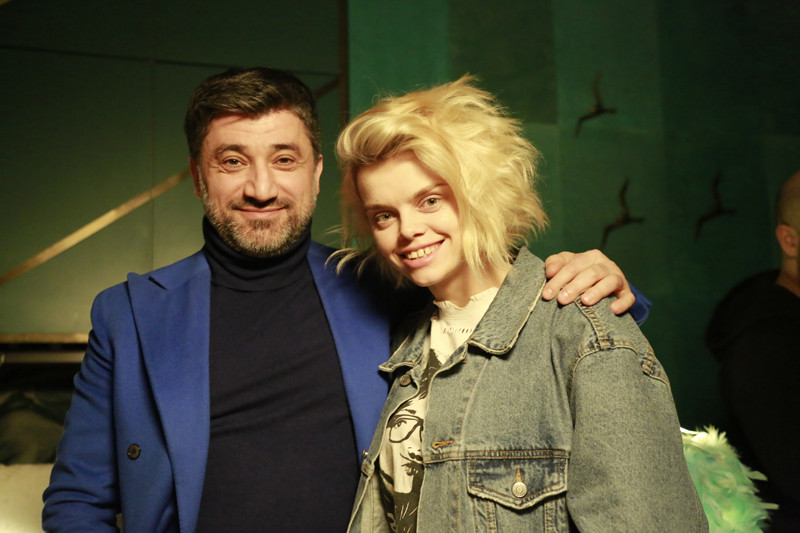 Владимир Байгильдин,ЕвгенияОлихвер
