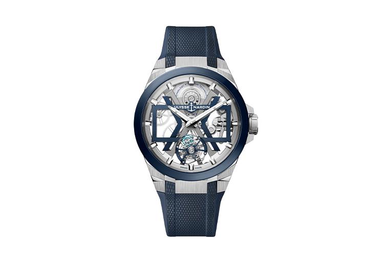 Часы Blue Blast, Ulysse Nardin