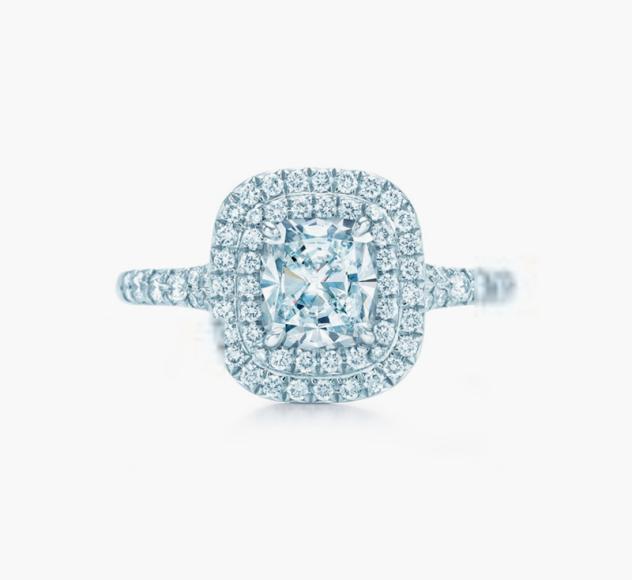 Кольцо Tiffany & Co., цена по запросу