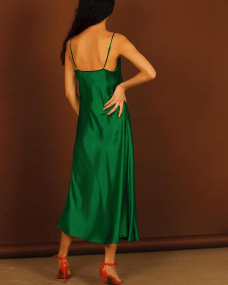 Шелковое платье IZBA Rouge, 19 500 руб.