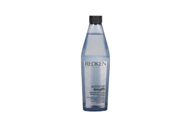 Шампунь с биотином для максимального роста волос Extreme Length Shampoo with Biotin, Redken