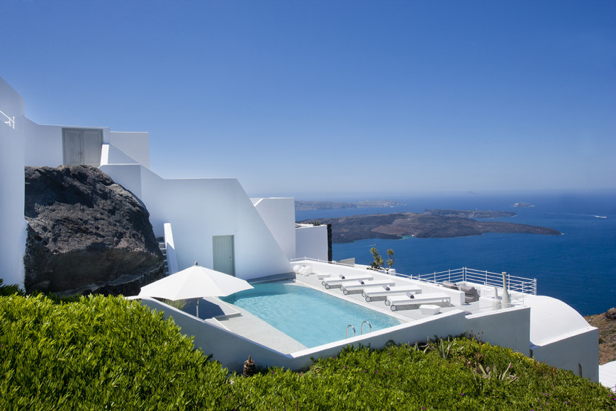 The Villa Grace Santorini бутик-отеля Grace Santorini