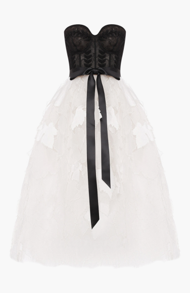 Платье Oscar de la Renta (ЦУМ), 499 500 руб.
