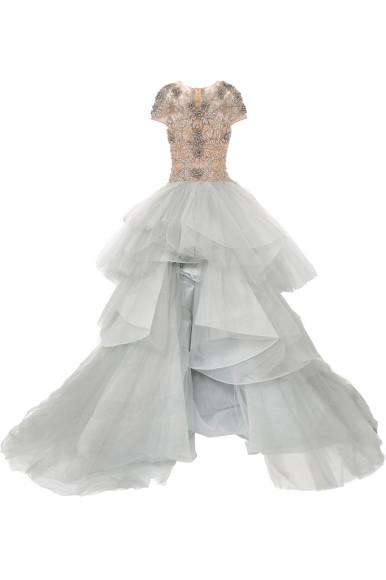 Платье Marchesa (net-a-porter.com) — 704 554 руб.