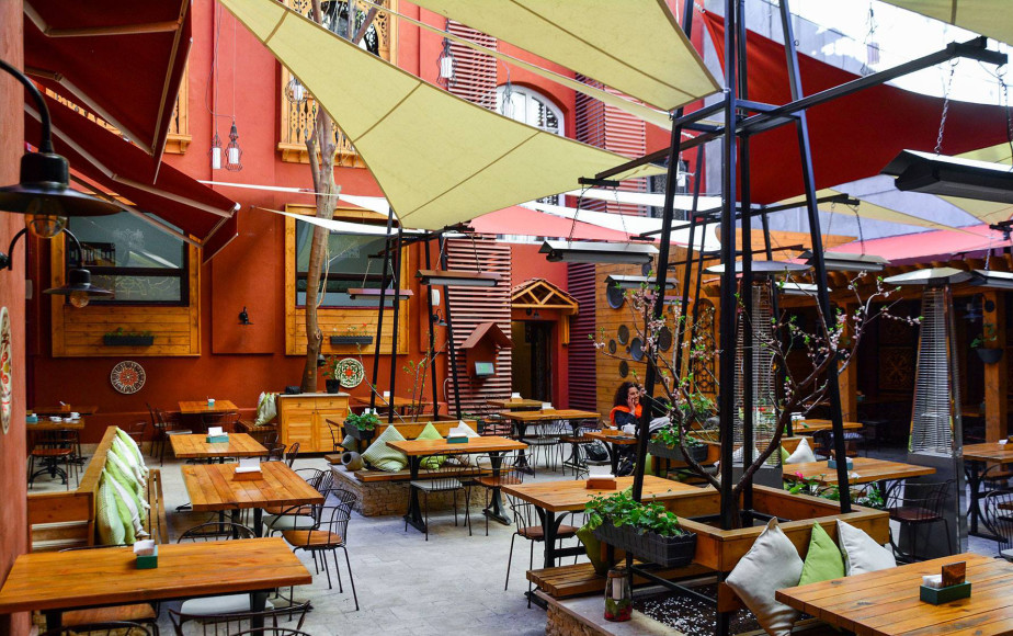 Ресторан Vostan