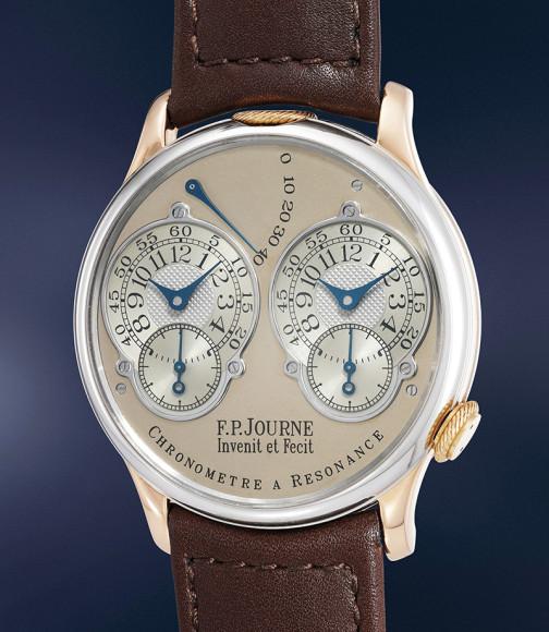 Часы Chronomètre à Resonance «Souscription»