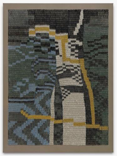 Олаф Хольцапфель (Olaf Holzapfel). «Chaguarbild (6)», 2011-2014 (галерея Daniel Marzona)