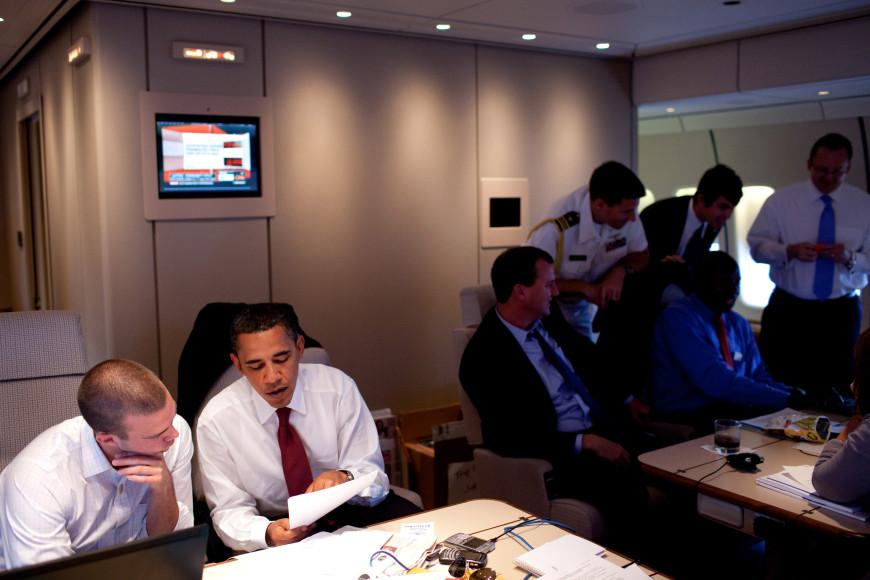 Фото: Pete Souza/The White House via Getty Images