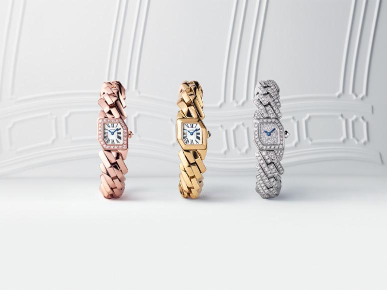 Maillon de Cartier, Cartier
