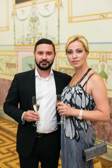 Антон Михайличенко и Елена Смирнова