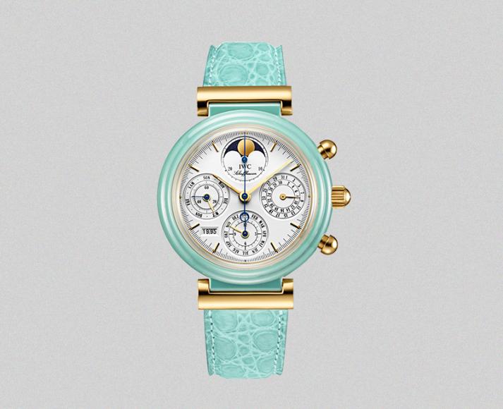 Часы из керамики Da Vinci, 1986