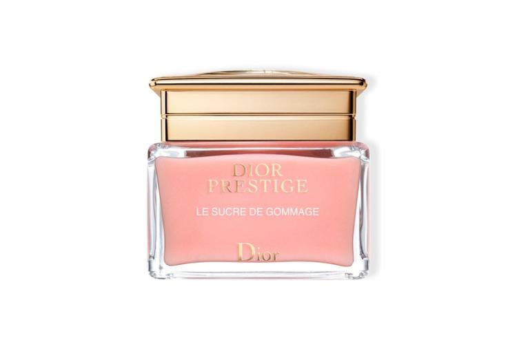 Скраб для лица и губ Dior Prestige, Dior на основе сахарных микрокристаллов и экстракта гранвильской розы
