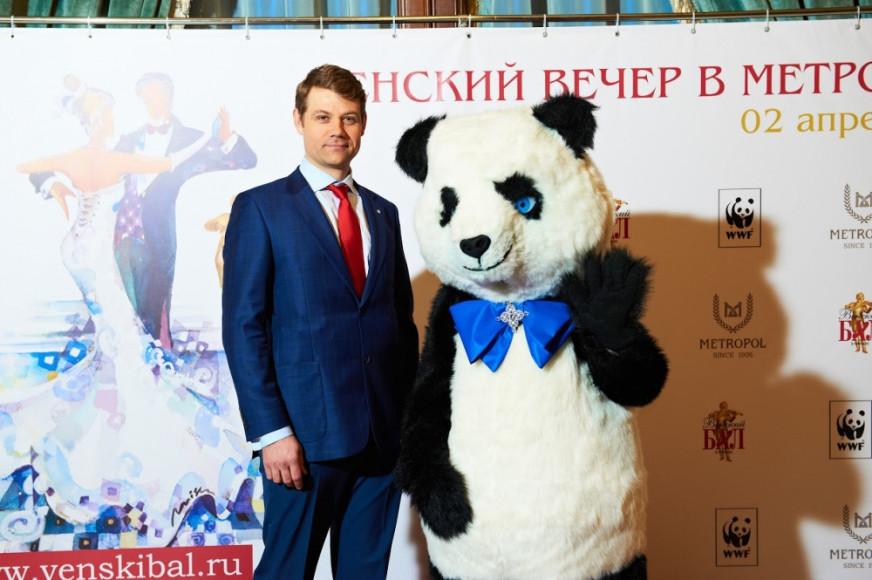 Директор по развитию WWF Россия Дмитрий Буренко