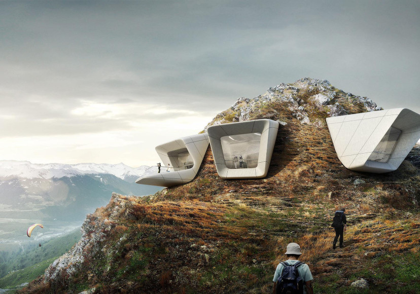 Фото: messner-mountain-museum.it