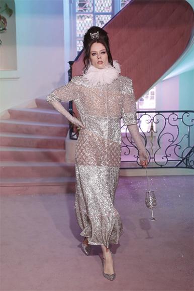 Ulyana Sergeenko Couture, весна-лето 2020