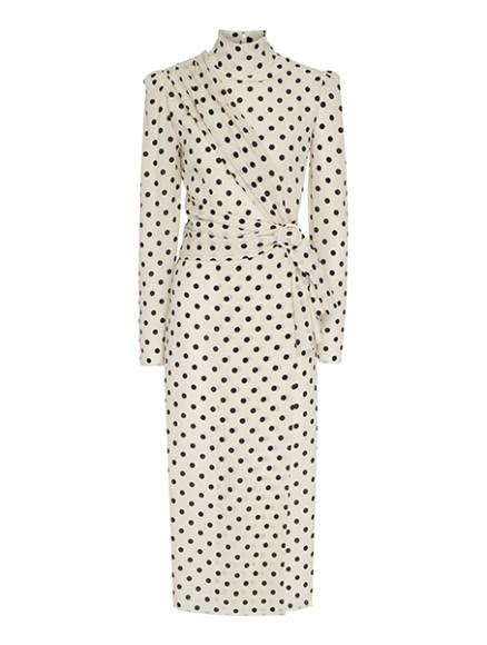 Платье Alessandra Rich, 101 000 руб. (aizel.ru)