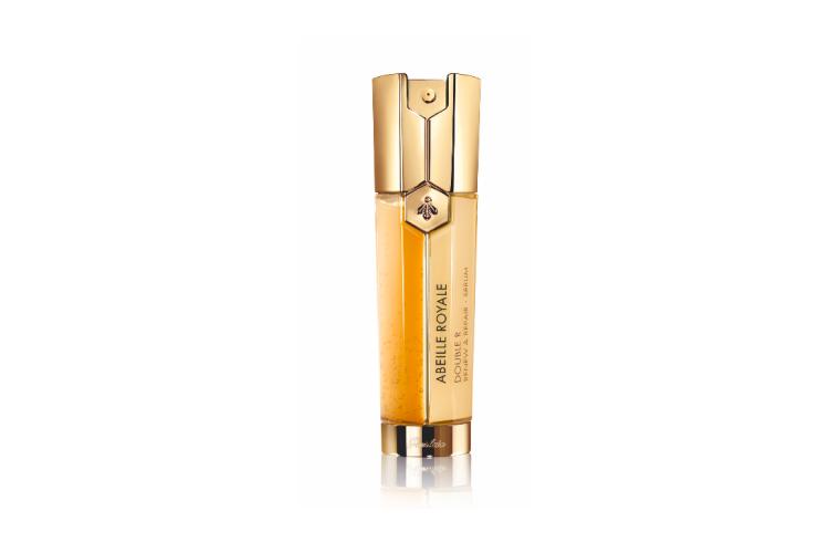 Сыворотка Double R Renew & Repair,Abeille Royale, Guerlain с формулой с эффектом лифтинга и обновления кожи на основе маточного молочка и меда черной пчелы с острова Уэссан