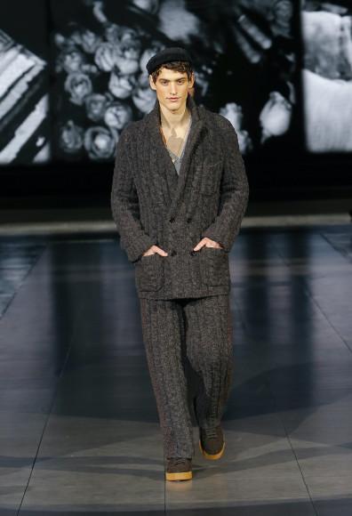 Dolce & Gabbana, осень-зима 2020/21