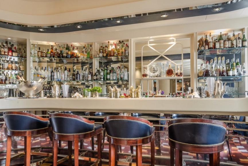 2 место: American bar, Лондон