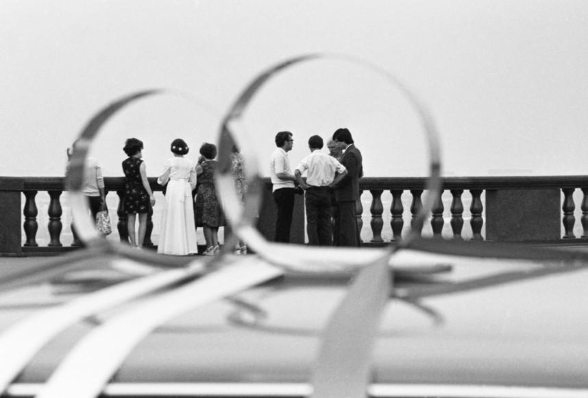 Борис Кавашкин. Свадьба на Воробьевых горах, 1981