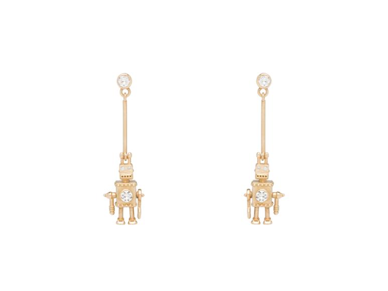 Серьги Prada Fine Jewellery, цена по запросу (Prada)