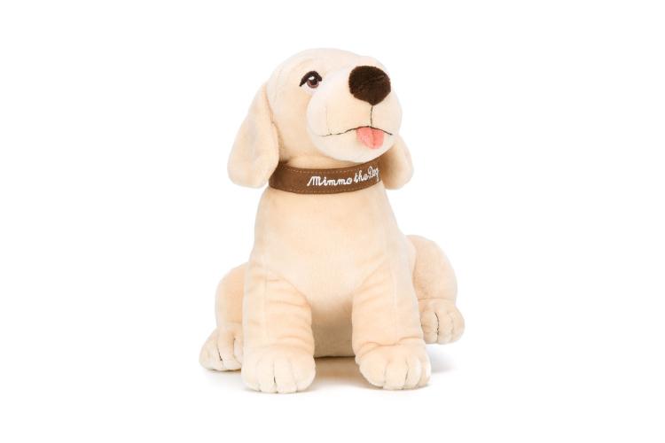 Мягкая игрушка-собака Mimmo,Dolce & Gabbana Kids, 10 500 руб. (farfetch.com)