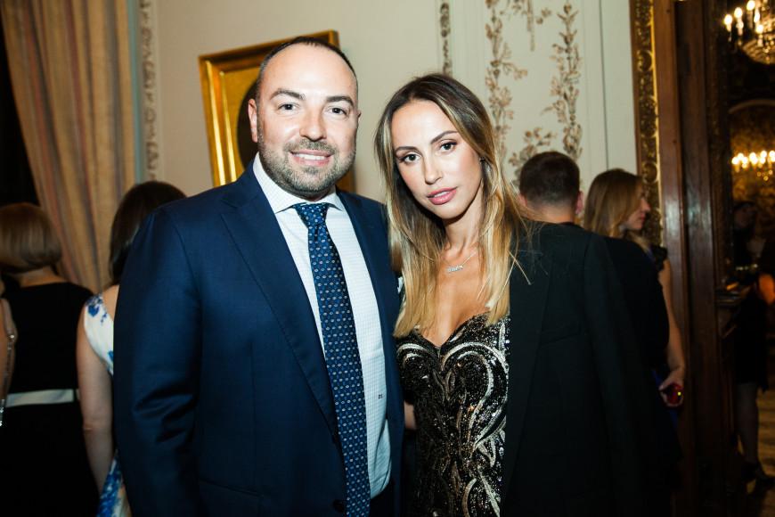 Дмитрий Дудинский и Милана Королева