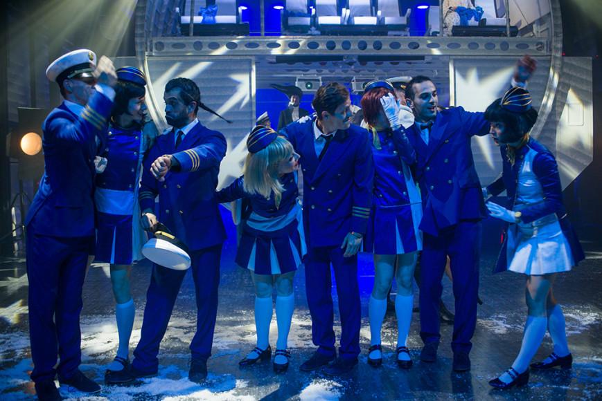 Спектакль «Синяя птица»