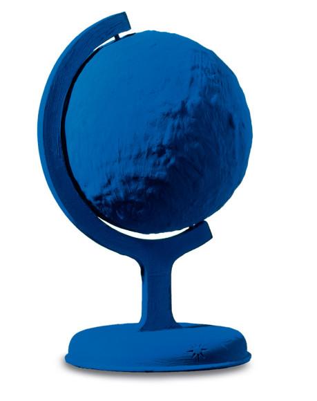 Ив Кляйн. «Синий глобус (RP 7)», 1988