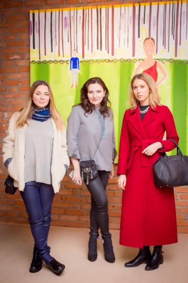 Наталья Лучанинова и Елена Ваевская why not sky