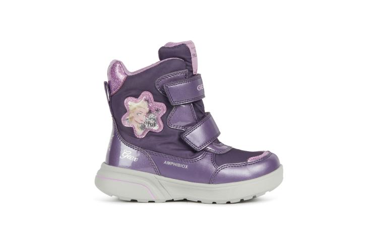 Ботинки J Sveggen Girl B Abx, Geox 4490 руб. (rendez-vous.ru)