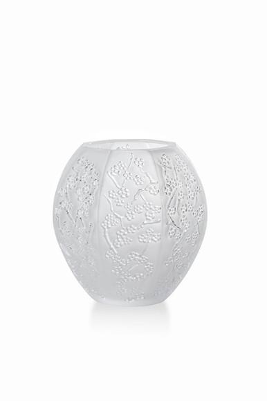Ваза «Сакура», белый хрусталь, 10,6 см, 39 750 руб., Lalique