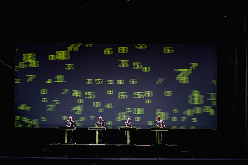 Группа Kraftwerk