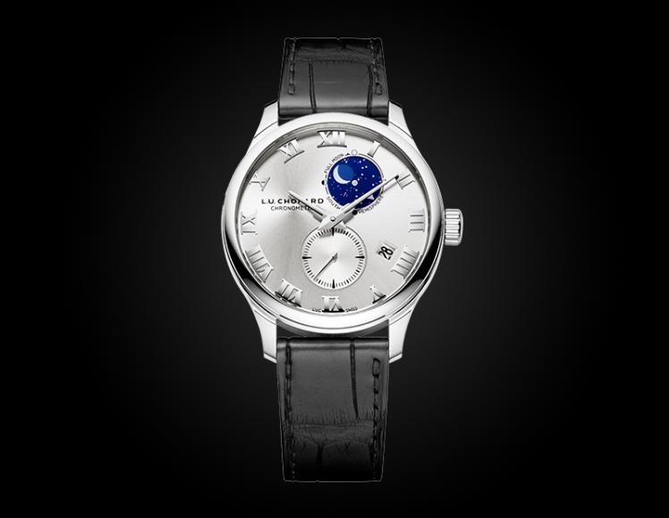 L.U.C Lunar Twin, Chopard, белое золото — ₽ 1 562 400