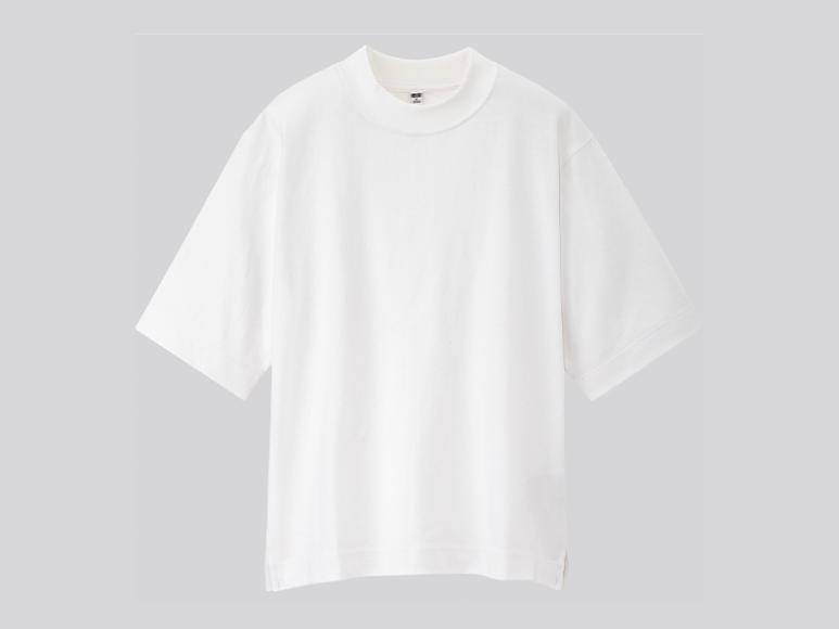 Мужская футболка Uniqlo U, 999 руб. (Uniqlo)