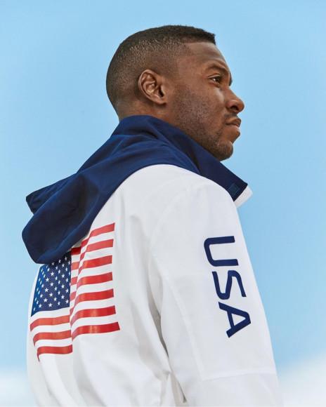 Форма Ralph Lauren для сборной США