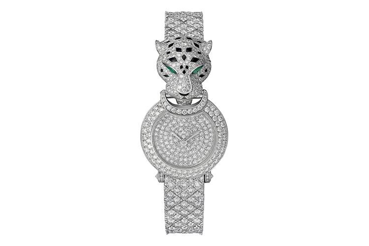 Часы La Panthère, Cartier,2020