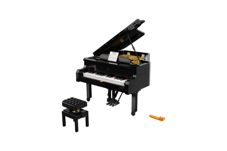 Набор Lego с роялем